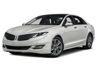 2016 Lincoln MKZ for sale at Mann Chrysler Dodge Jeep of Richmond in Richmond KY