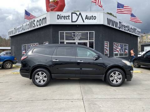 2016 Chevrolet Traverse for sale at Direct Auto in D'Iberville MS