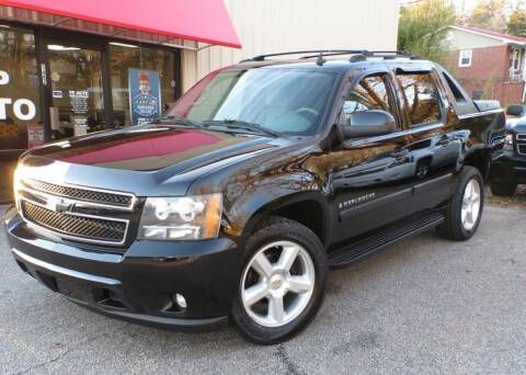 2007 Chevrolet Avalanche for sale at VP Auto in Greenville SC