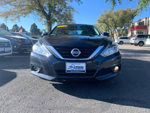 2016 Nissan Altima for sale at Global Automotive Imports of Denver in Denver CO