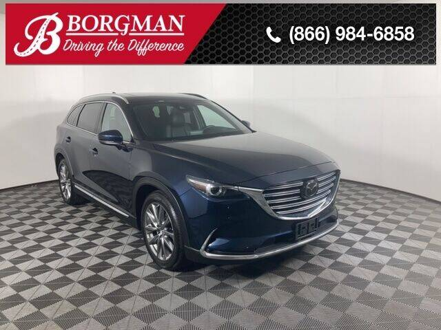 2018 Mazda CX-9 for sale at BORGMAN OF HOLLAND LLC in Holland MI