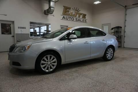 2016 Buick Verano for sale at Elite Auto Sales in Idaho Falls ID