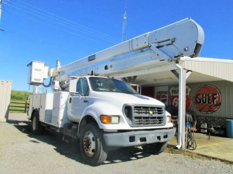 2003 Ford F-750 Super Duty for sale at 412 Motors in Friendship TN