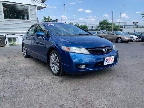 2011 Honda Civic for sale at 355 North Auto in Lombard IL