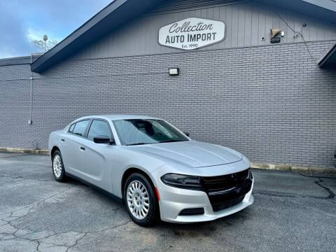 2018 Dodge Charger for sale at Collection Auto Import in Charlotte NC