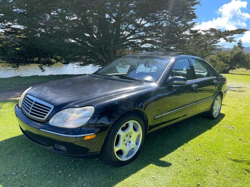 2000 Mercedes-Benz S-Class for sale at Dodi Auto Sales in Monterey CA