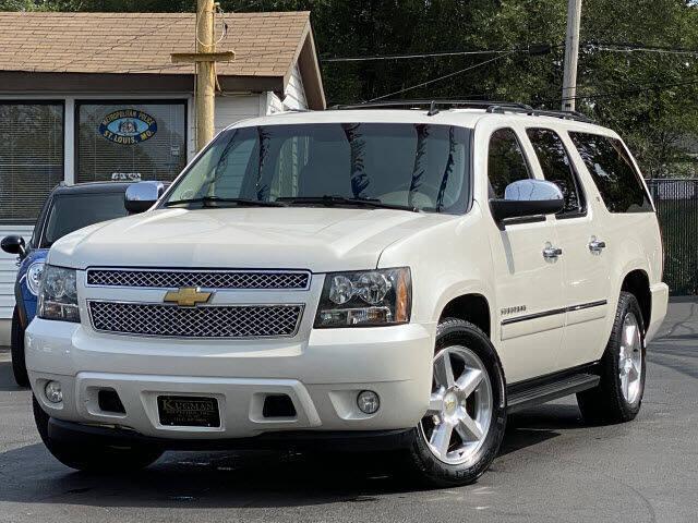 2012 Chevrolet Suburban for sale at Kugman Motors in Saint Louis MO