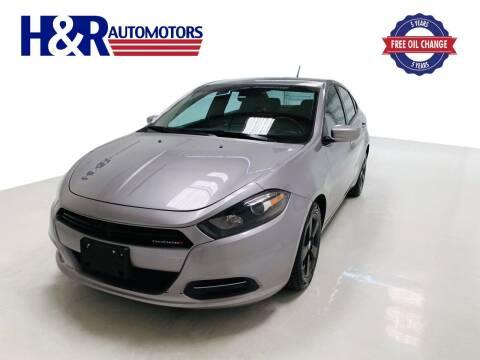 2015 Dodge Dart for sale at H&R Auto Motors in San Antonio TX