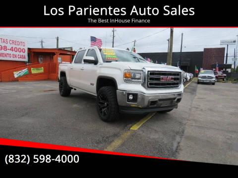 2015 GMC Sierra 1500 for sale at Los Parientes Auto Sales in Houston TX