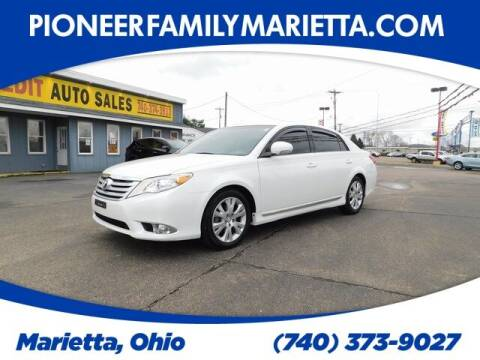 2011 Toyota Avalon for sale at Pioneer Family preowned autos in Williamstown WV