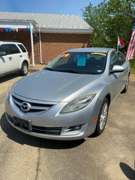 2010 Mazda MAZDA6 for sale at Top Auto Sales in Petersburg VA