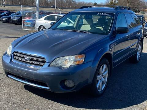 2006 Subaru Outback for sale at MAGIC AUTO SALES in Little Ferry NJ