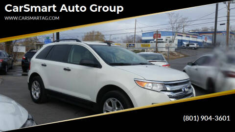 2013 Ford Edge for sale at CarSmart Auto Group in Murray UT