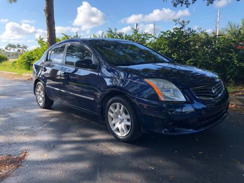 2010 Nissan Sentra for sale at Internet Motorcars LLC in Fort Myers FL