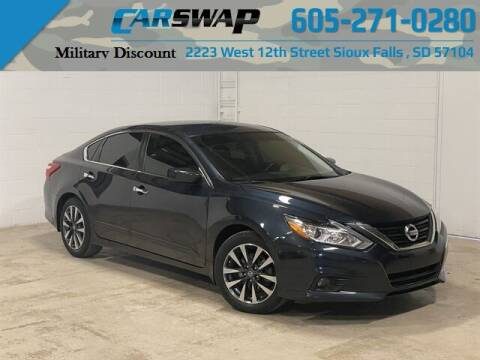 2016 Nissan Altima for sale at CarSwap in Sioux Falls SD