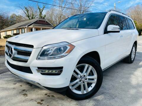 2014 Mercedes-Benz GL-Class for sale at Cobb Luxury Cars in Marietta GA