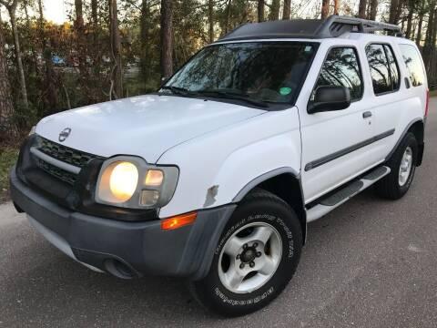 2003 Nissan Xterra for sale at Next Autogas Auto Sales in Jacksonville FL