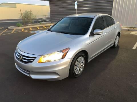 2011 Honda Accord for sale at Premier Motors AZ in Phoenix AZ