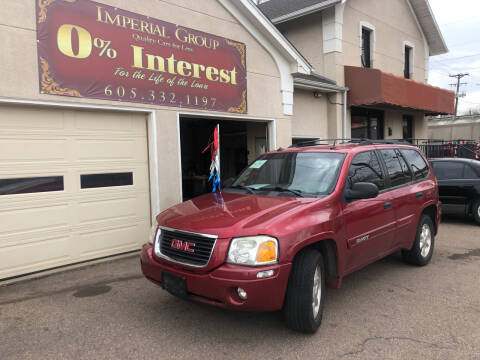 2004 GMC Envoy for sale at Imperial Group in Sioux Falls SD