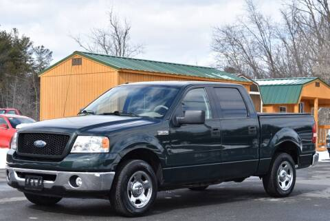 2006 Ford F-150 for sale at GREENPORT AUTO in Hudson NY
