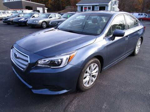 2015 Subaru Legacy for sale at Route 12 Auto Sales in Leominster MA