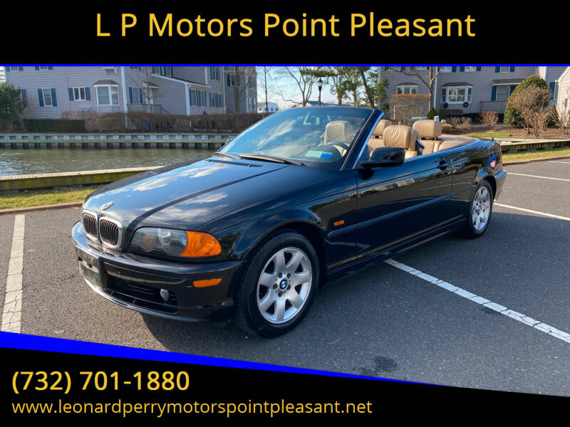 2000 BMW 3 Series for sale at Triple M Motors in Point Pleasant NJ