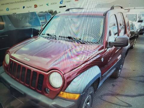 2006 Jeep Liberty for sale at CRYSTAL MOTORS SALES in Rome NY