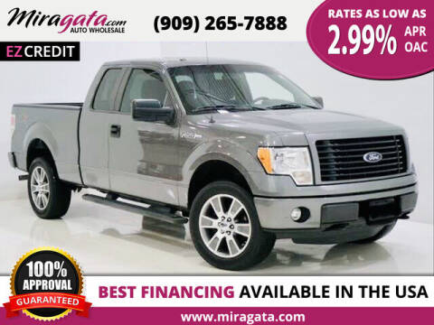 2014 Ford F-150 for sale at Miragata Auto in Bloomington CA