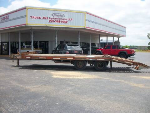 1999 Interstate 20DT Tagalong Trailer for sale at Classics Truck and Equipment Sales in Cadiz KY