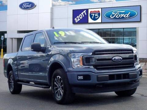 2019 Ford F-150 for sale at Szott Ford in Holly MI