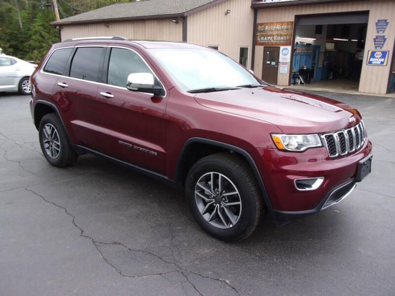 2020 Jeep Grand Cherokee for sale at Dave Thornton North East Motors in North East PA