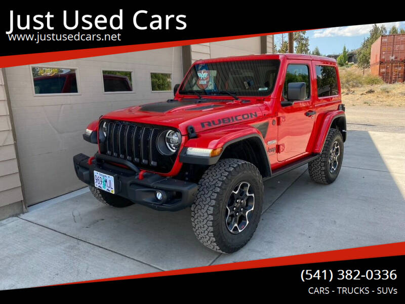 2020 Jeep Wrangler for sale at Just Used Cars in Bend OR