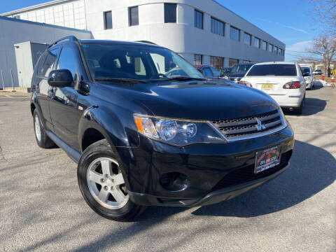 2009 Mitsubishi Outlander for sale at JerseyMotorsInc.com in Teterboro NJ