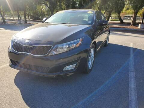 2015 Kia Optima for sale at ALL CREDIT AUTO SALES in San Jose CA