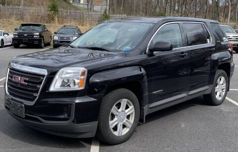 2016 GMC Terrain for sale at Father & Sons Auto Sales in Leeds NY