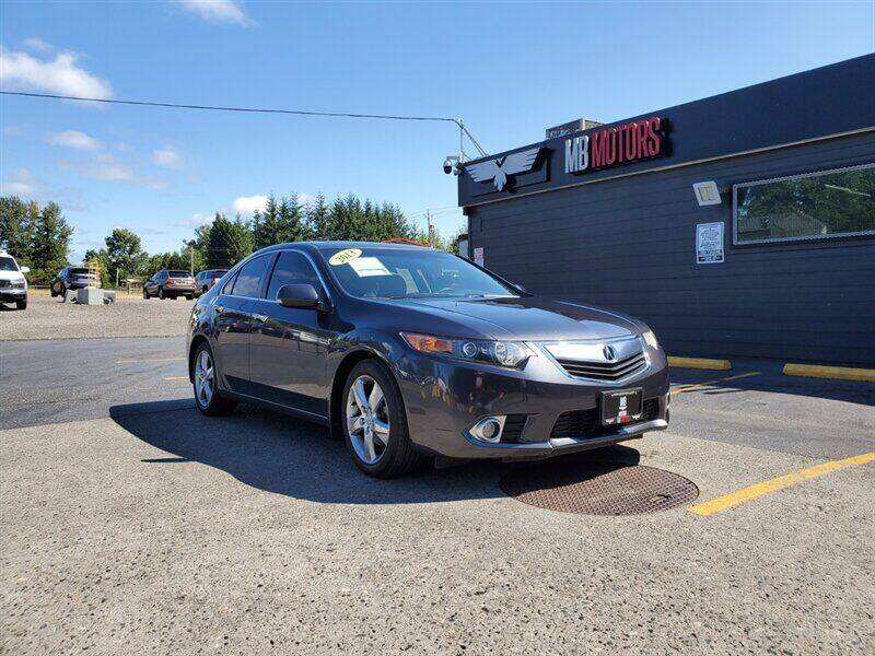 2013 Acura TSX for sale in Ferndale, WA
