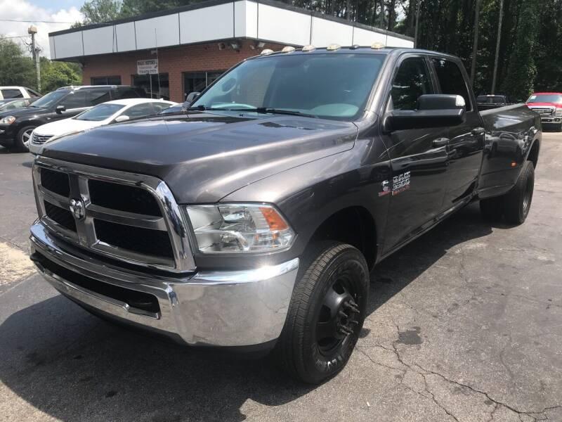 2016 RAM Ram Pickup 3500 for sale at Magic Motors Inc. in Snellville GA