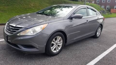 2011 Hyundai Sonata for sale at Thompson Auto Sales Inc in Knoxville TN