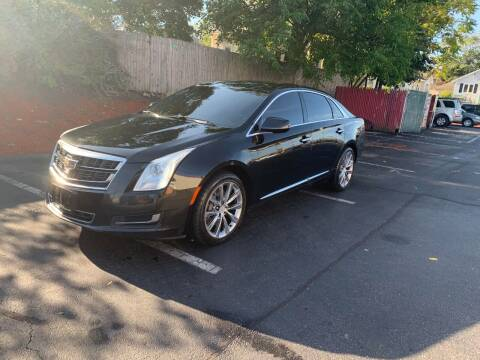 2017 Cadillac XTS Pro for sale at MIRACLE AUTO SALES in Cranston RI