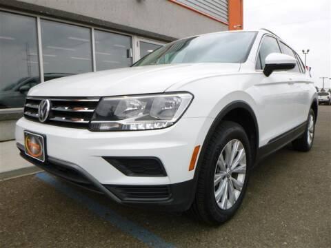 2019 Volkswagen Tiguan for sale at Torgerson Auto Center in Bismarck ND