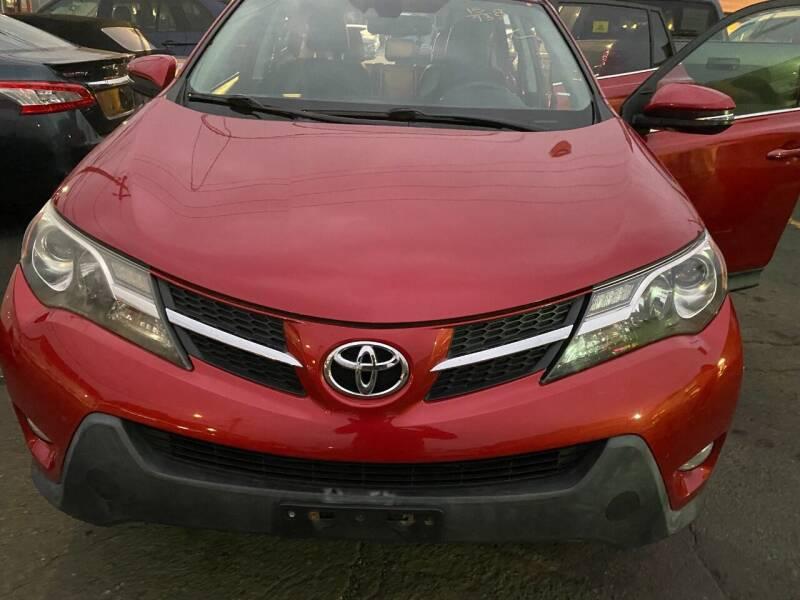 2015 Toyota RAV4 for sale at AR's Used Car Sales LLC in Danbury CT