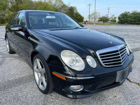 2007 Mercedes-Benz E-Class for sale at Premium Auto Outlet Inc in Sewell NJ