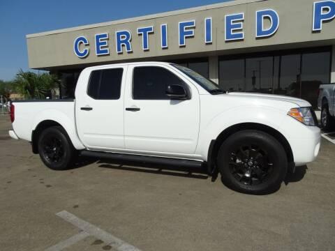 2019 Nissan Frontier for sale at Mac Haik Ford Pasadena in Pasadena TX