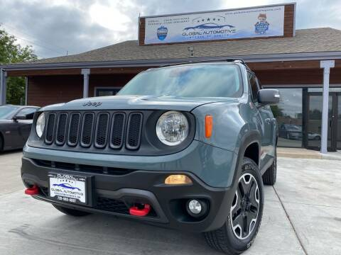 2015 Jeep Renegade for sale at Global Automotive Imports in Denver CO