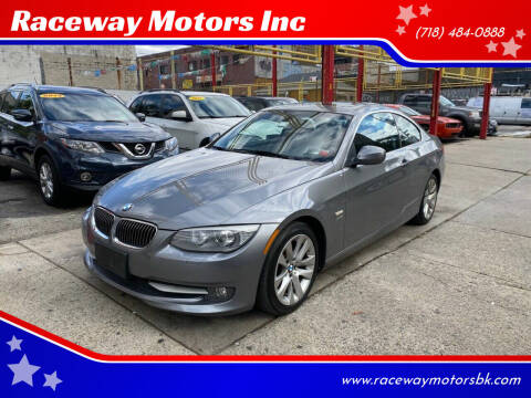 2012 BMW 3 Series for sale at Raceway Motors Inc in Brooklyn NY