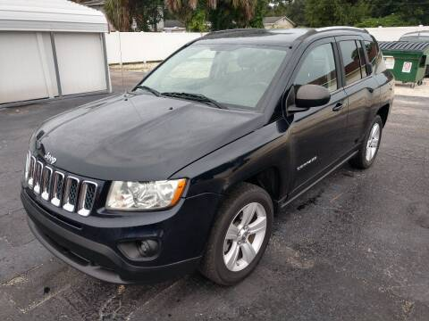 2011 Jeep Compass for sale at AFFORDABLE AUTO SALES in Saint Petersburg FL