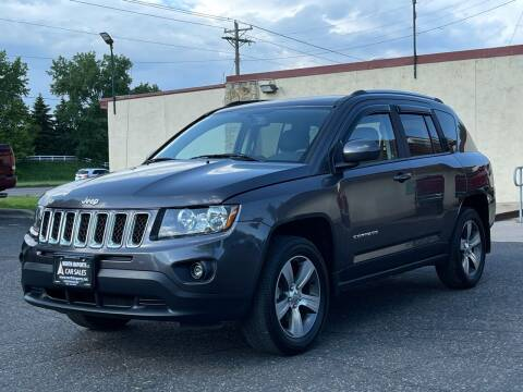 2017 Jeep Compass for sale at North Imports LLC in Burnsville MN