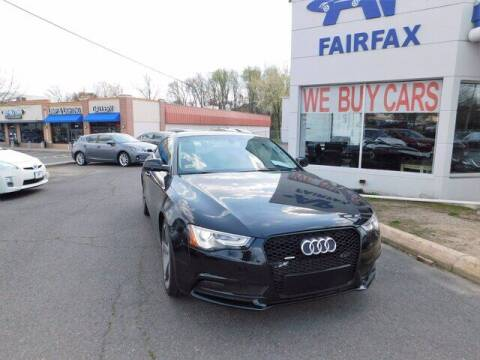 2013 Audi A5 for sale at AP Fairfax in Fairfax VA