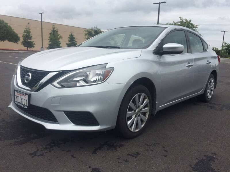 2016 Nissan Sentra for sale at 707 Motors in Fairfield CA