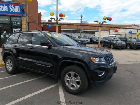2016 Jeep Grand Cherokee for sale at West Oak in Chicago IL